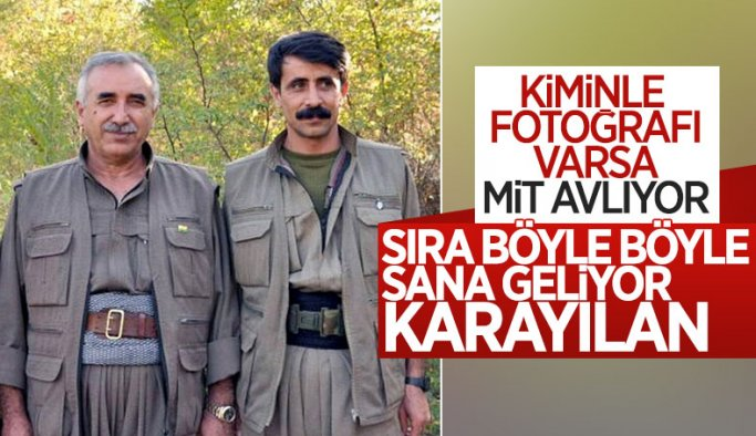 MİT, üst düzey bir PKK'lıyı daha avladı
