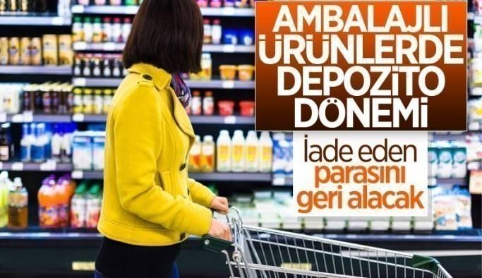 Murat Kurum'dan 'ambalajlı ürün' açıklaması