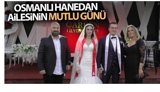 Osmanlı hanedan ailesinin mutlu günü