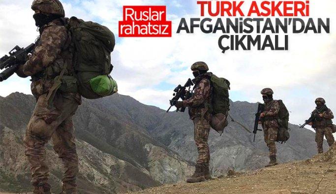 Rusya, Türkiye'nin Kabil Havalimanı'nı korumasına karşı çıktı