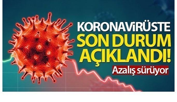 12 Temmuz Pazartesi Koronavirüs Tablosu bakan Koca Açıkladı