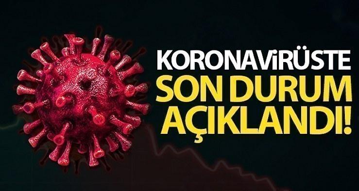 13 Temmuz Salı Koronavirüs Tablosu bakan Koca Açıkladı