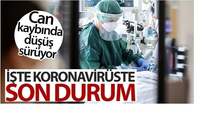 2 Temmuz Cuma Korona virüs Tablosu, bugün ki sonuçlar şaşırttı!
