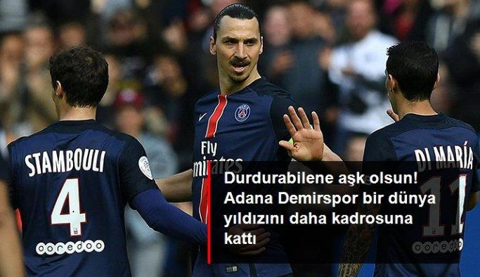 Adana Demirspor, Benjamin Stambouli'yle 2 yıllık anlaşmaya vardı