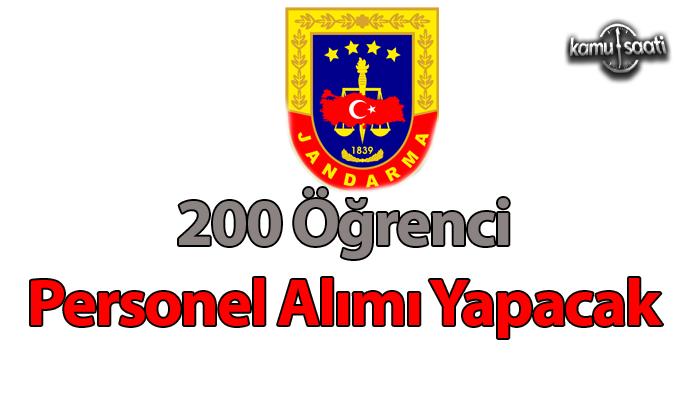 Jandarma ve Sahil Güvenlik Akademisi Güvenlik Bilimleri Fakültesi 200 öğrenci alacak