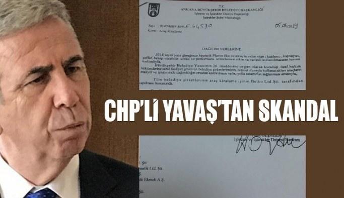 Mansur Yavaş'ın sınavsız personel alımı Sayıştay denetimine takıldı