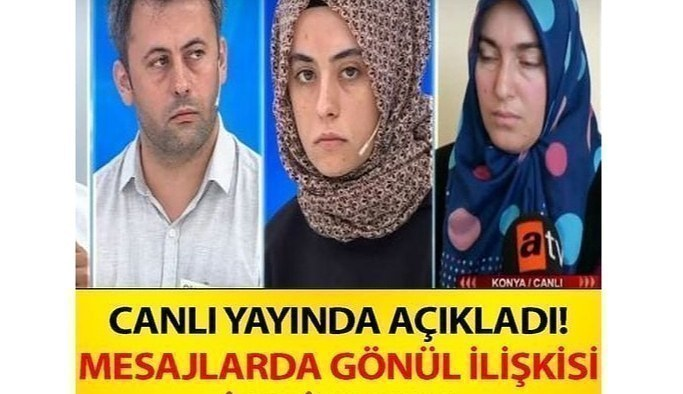Türkiye'nin Konuştuğu Cinayette Gönül İlişkisi Ortaya Çıktı