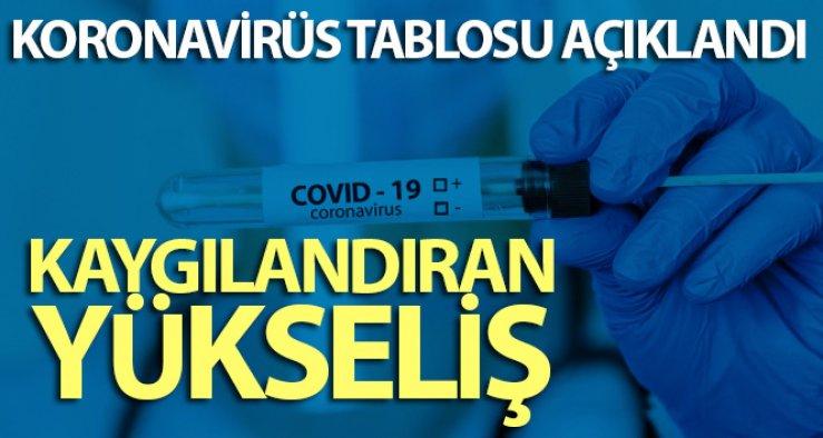 18 Ağustos Çarşamba Koronavirüs Tablosu bakan Koca Açıkladı