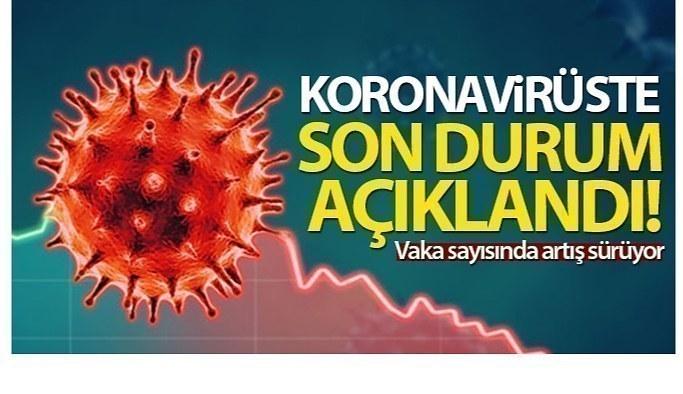 3 Ağustos Salı Koronavirüs Tablosu bakan Koca Açıkladı
