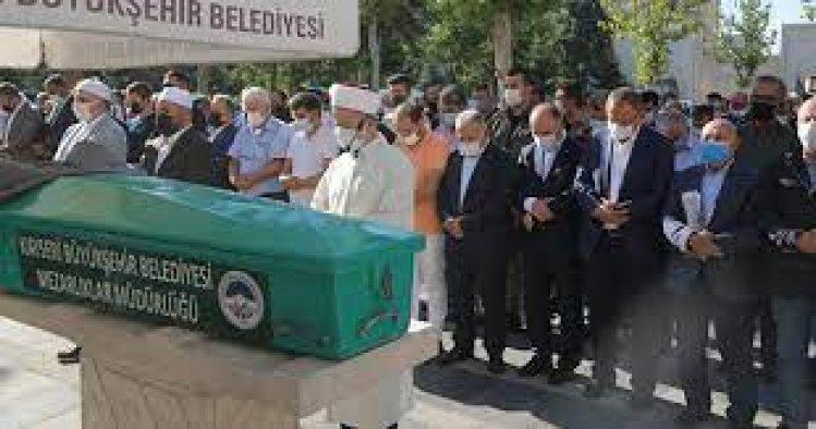 AK Parti'li Mehmet Özhaseki'nin acı günü
