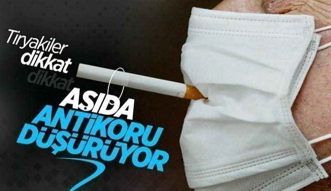 Aşılamada 'sigara' uyarısı: Antikor seviyesini etkileyebilir