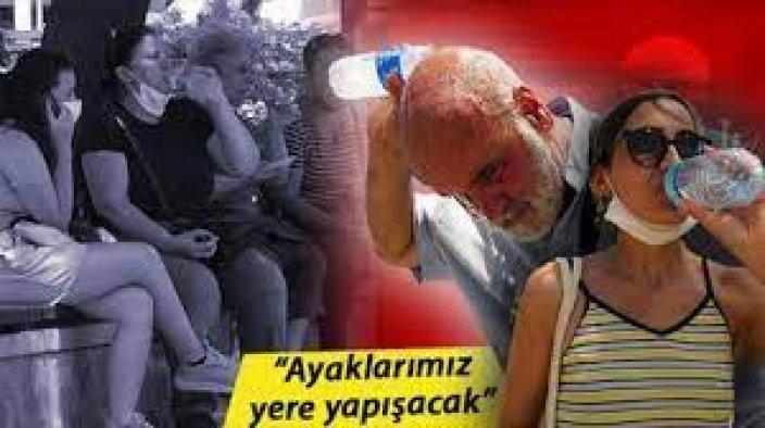 Aydın'da son yılların en sıcak günü yaşandı Sıcaklık nefes aldırmayacak!