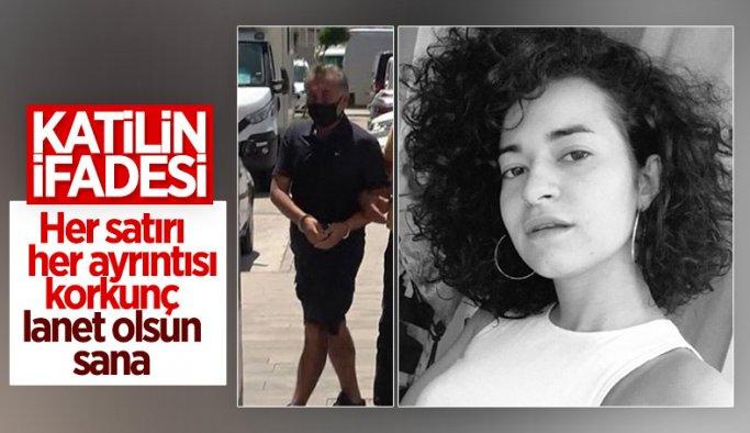 Azra Haytaoğlu'nu katleden Mustafa Murat Ayhan'ın ifadesi Dehşet!