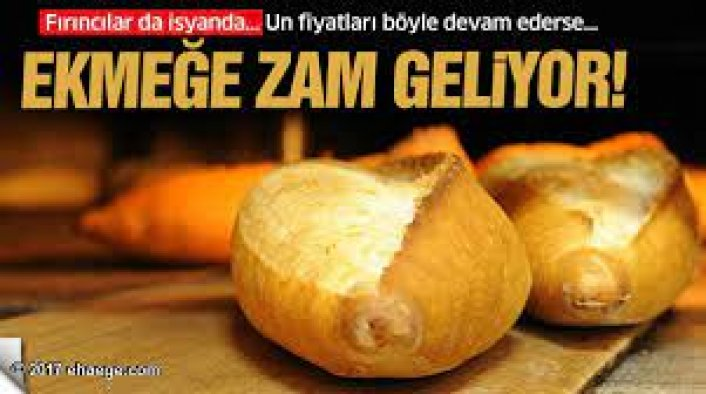 Ekmeğe % 300 zam: Ülke şokta!