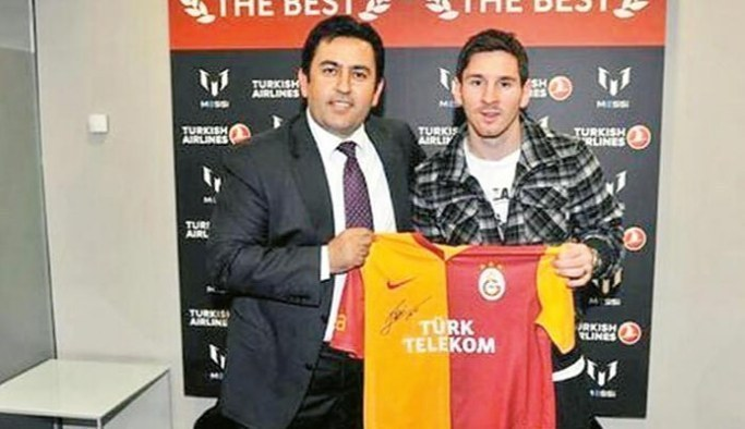 """""""Messi'yi Galatasaray'a mı geliyor? Galatasaray Messi yi Tranfer Etti mi?"""