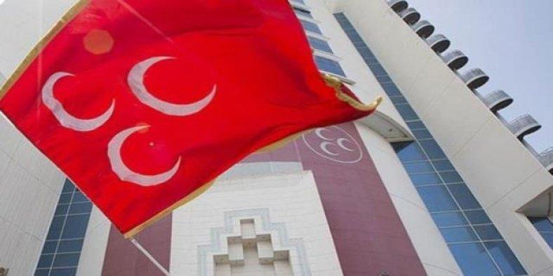 MHP'li yöneticilerden istifa kararı
