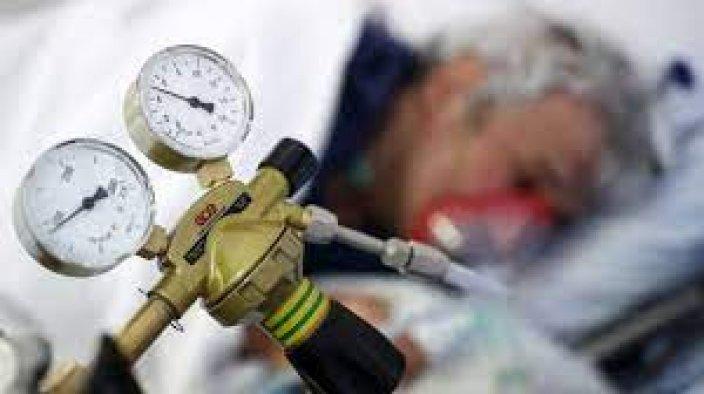 Oksijen borusu patladı: 11 Kovid-19 hastası hayatını kaybetti