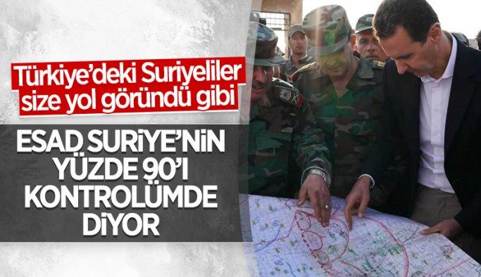 Rusya Savunma Bakanı'ndan 'Suriye'de hayat normalleşti' açıklaması