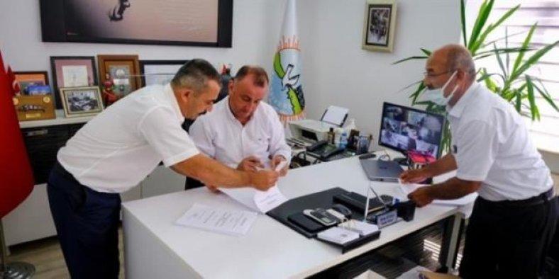 Sinop Belediyesinde  TİS sevinci! Maaşlar 4.500 TL'ye çıktı..
