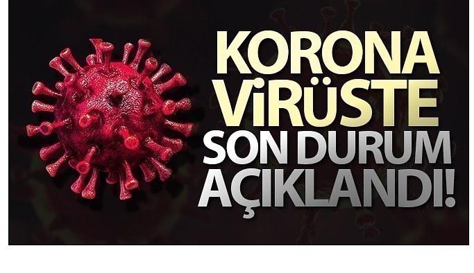 17 Eylül Cuma Koronavirüs Tablosu