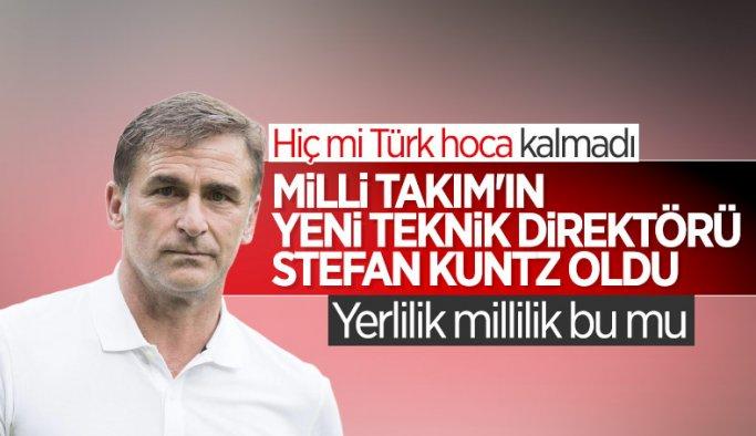 A Milli Takım'ın yeni teknik direktörü Stefan Kuntz