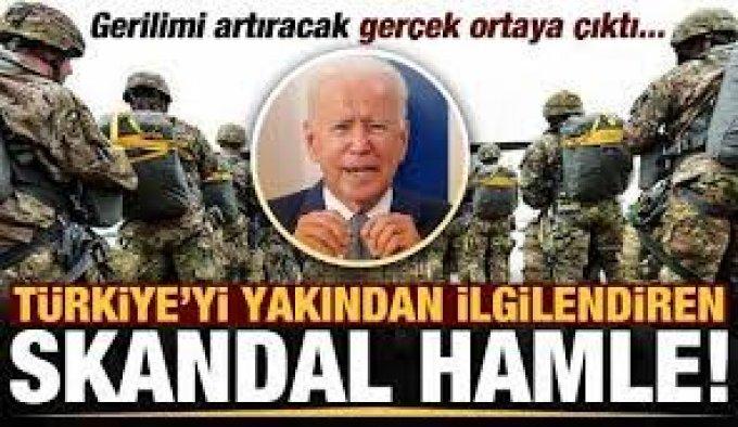 ABD'den Türkiye'yi yakından ilgilendiren skandal hamle!