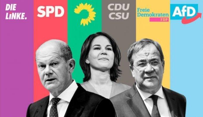 Almanya seçimleri sonucu belli oldu mu 2021, seçimi kim kazandı? Almanya seçim sonuçları belli oldu mu?