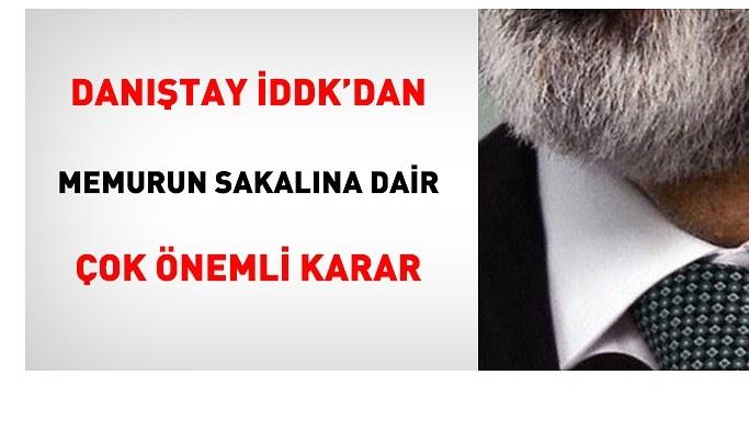 Danıştay İDDK'dan sakal kesme zorunluluğuna dair önemli karar