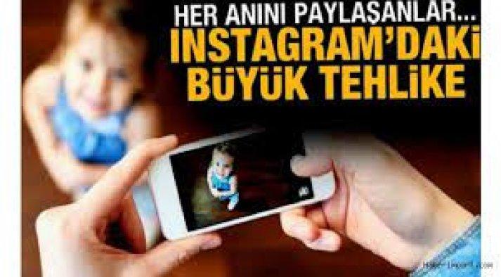 Instagram'daki tehlike: Çocuklarının her anını paylaşanlar dikkat!
