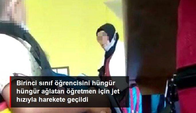 Konya'da öğrencisine kötü davranan öğretmen hakkında soruşturma başlatıldı