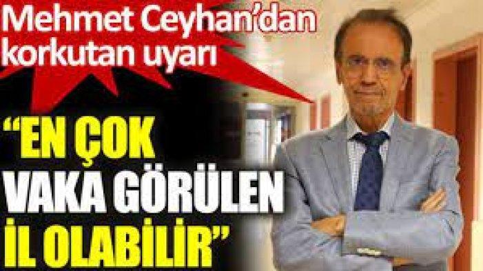 Prof. Ceyhan: 1-2 hafta sonra en çok vaka görülebilir Bu durum eğitime Nasıl Yansıyacak?