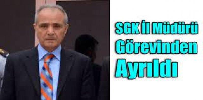 SGK Başkanı görevinden ayrıldı!
