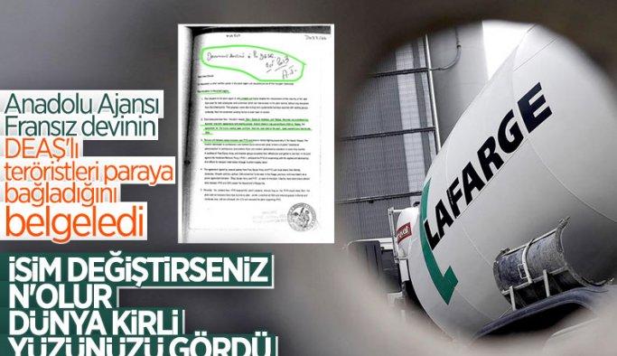 Terörü finanse ettiği suçlaması teyit edilen Lafarge, isim değişikliğine gitti