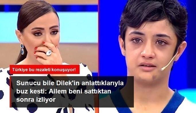 Türkiye gözyaşları içinde izledi: Ailem beni sattıktan sonra izliyor