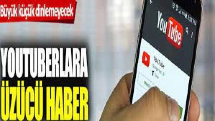 Youtuber'lara Üzücü Haber yüzde 15 vergi geliyor!