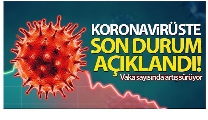 20 Ekim Çarşamba Koronavirüs Tablosu, virüs vaka sayısı kaç?  vaka sayısı arttı mı ? ölüm sayısı kaç oldu?