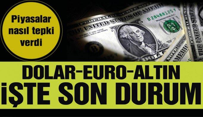 Bugün çeyrek altın kaç lira oldu? Dolar Euro Altın Yükselecek mi? Düşecek mi ? 17 Ekim Pazar