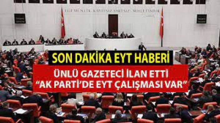 Cem Küçük, AK Parti'nin 3600 ek gösterge ve EYT sürprizini açıkladı