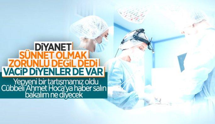 Diyanet'ten sonradan Müslüman olan erkekler için sünnet fetvası