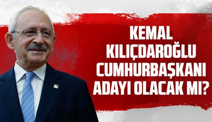 Kılıçdaroğlu, ortak cumhurbaşkanı adayı olacak mı?