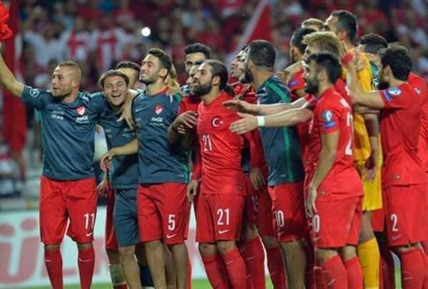 A Milli Futbol Takımının 24 Kişilik Aday Kadrosu Açıklandı