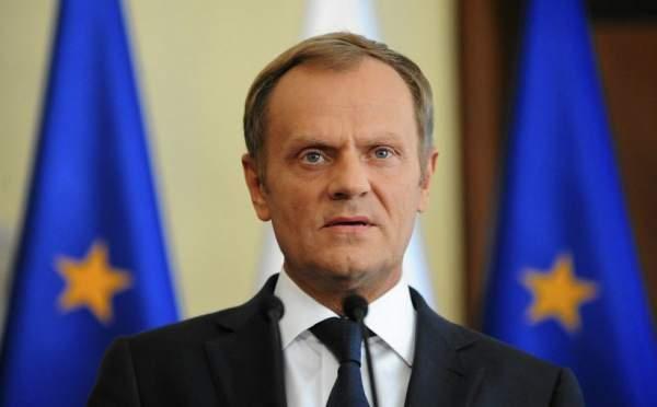 AB Konseyi Başkanı Donald Tusk'tan Sert Rusya Eleştirisi