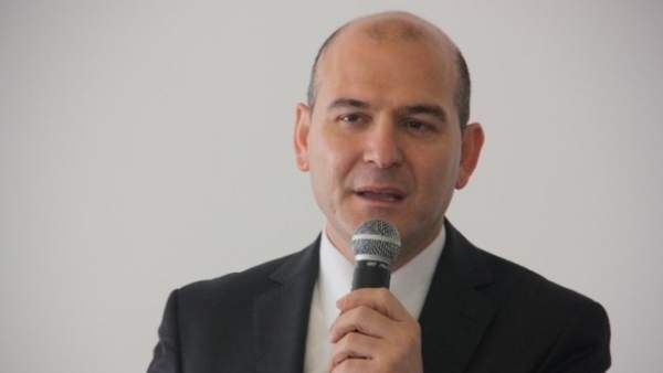 AK Parti Trabzon Milletvekili Süleyman Soylu Ak Parti'nin Oy Oranını Açıkladı
