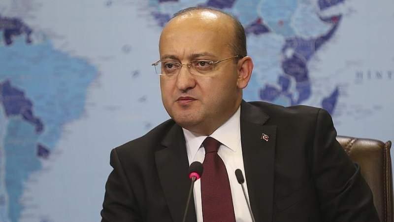 Akdoğan \'paralel yapı\' hakkında konuştu
