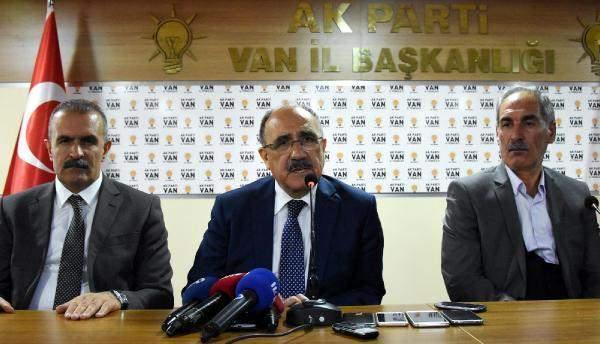 Atalay: \'Çözüm süreci AK Parti\'ye bağlı\'
