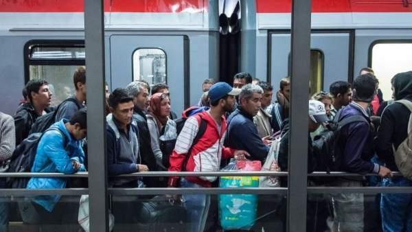 Avusturya ve Almanya Arasındaki Tren Seferleri Durduruldu