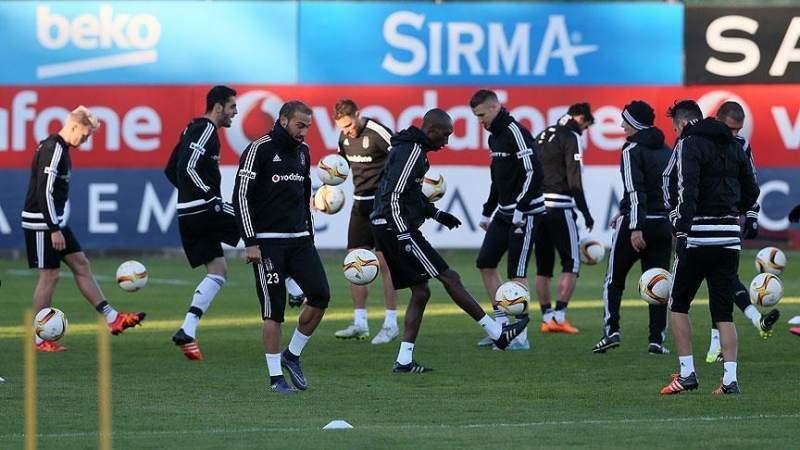 Beşiktaş Lokomotiv Moskova ile karşılacak