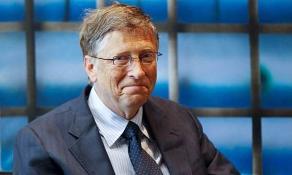 Bill Gates TT oldu