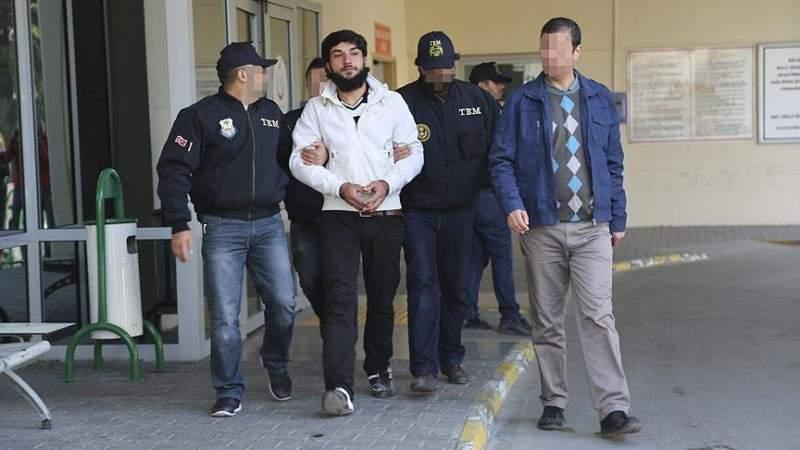 Bolu\'da IŞİD operasyonu 4 gözaltı