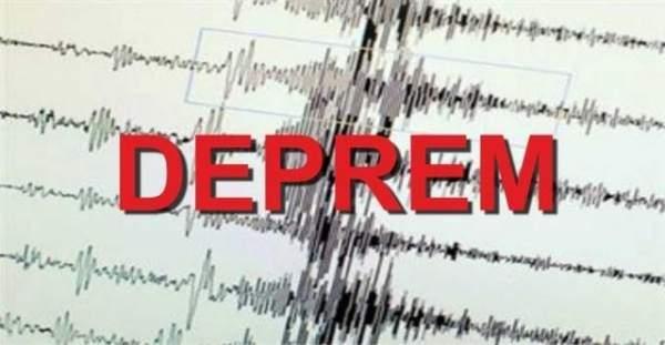 Çanakkale'de 4.3 büyüklüğünde deprem meydana geldi